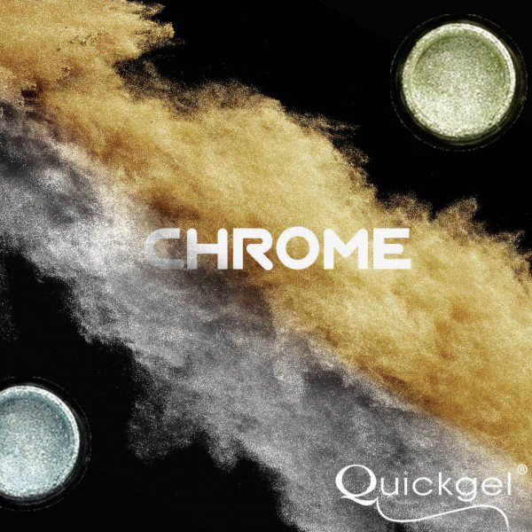Quickgel Chrome Powder