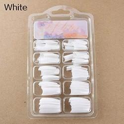 Nail Tips - Design Nail 100 Λευκά Τεμάχια