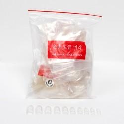 Nail Tips - Διάφανα - 500 τεμάχια