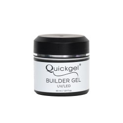 Quickgel Hard Gel - Μονοφασικό Builder Gel UV/LED - No 2- 40 ml