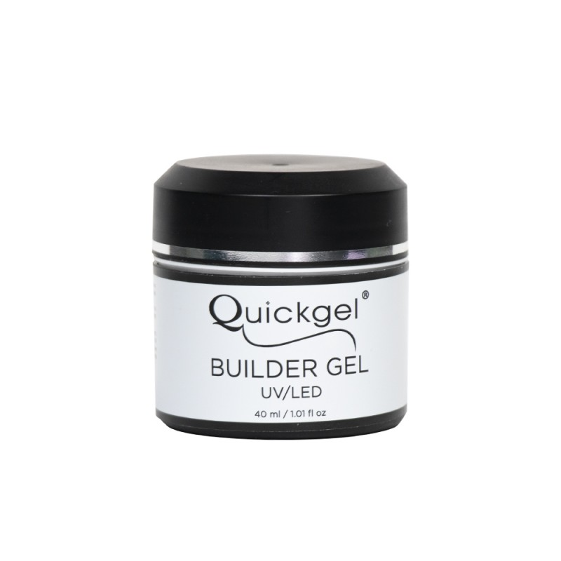 Quickgel Hard Gel - Μονοφασικό Builder Gel UV/LED - No 3- 40 ml