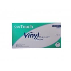 Gloves Vinyl Soft Touch Powdered