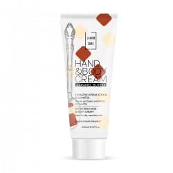 Ενυδατική κρέμα χεριών και σώματος Caramel Butter 200ml για κάθε τύπου δέρματος