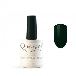 Quickgel No 158G - Xmas Tree Mini - Ημιμόνιμο Βερνίκι 7,5 ml