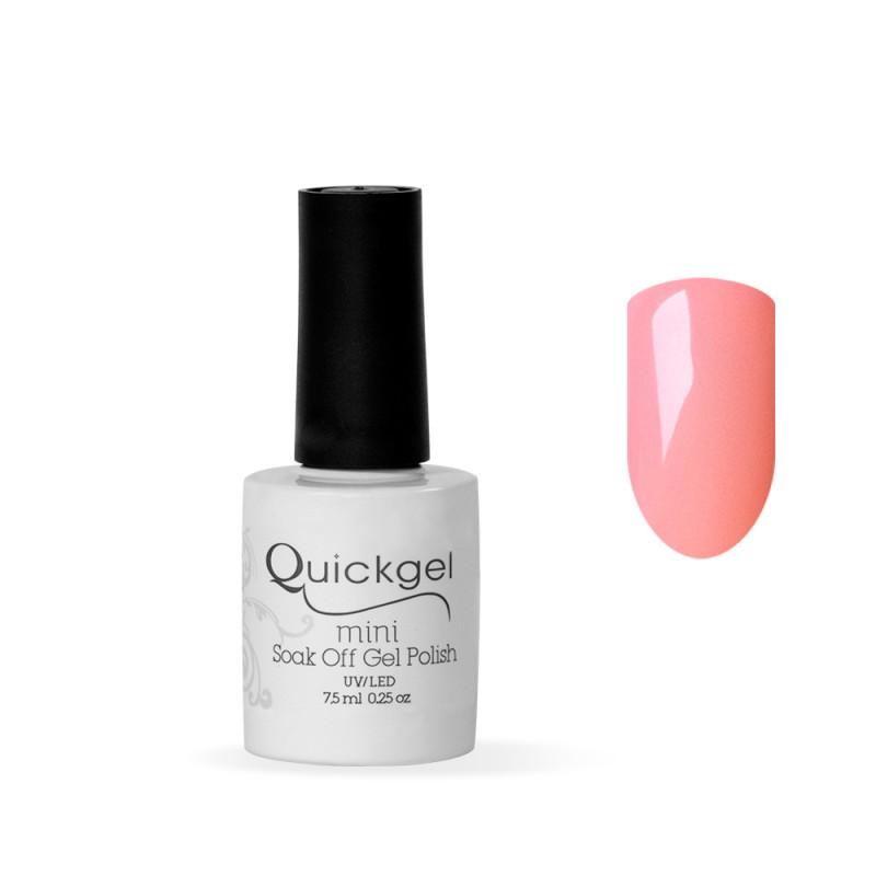 Quickgel No 535 - Barbie Girl Mini (N) - Βερνίκι 7,5 ml