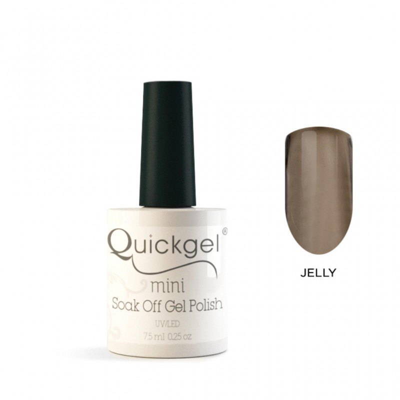 Quickgel No 811-Black-Candy Jelly Mini