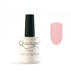 Quickgel No 813 - Candy Floss Mini Βερνίκι νυχιών 7,5 ml
