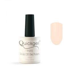Quickgel No 815 - Nougat Mini Βερνίκι νυχιών 7,5 ml