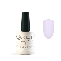 Quickgel Xtra Milky French- Βερνίκι 15 ml