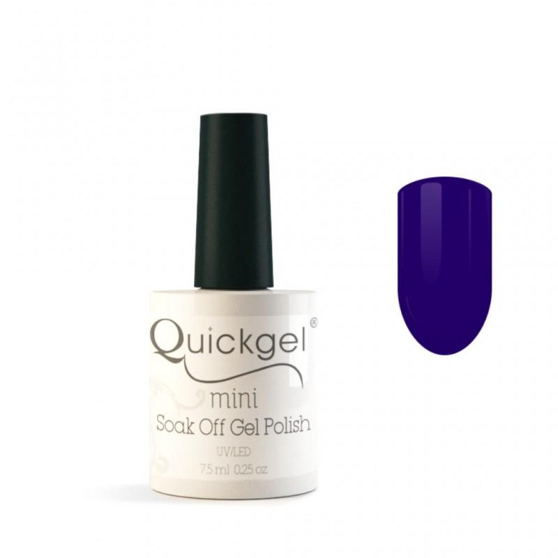 Quickgel No 13 - Violeta Mini - Βερνίκι 7,5 ml
