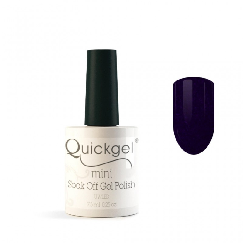Quickgel No 13G Mini - Βερνίκι 7,5 ml