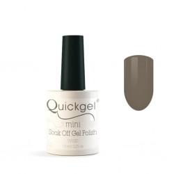 Quickgel No 177 - Sand Beige Mini - Βερνίκι 7,5 ml