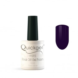 Quickgel No 212 - Amethyst Mini - Βερνίκι 7,5 ml