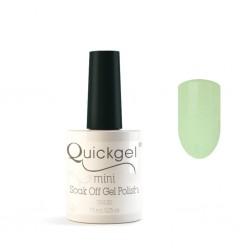 Quickgel No 238 - Mint Fresh Mini Βερνίκι νυχιών 7,5 ml