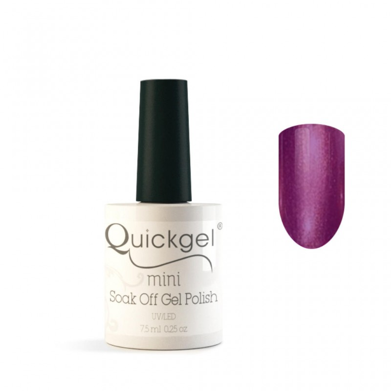 Quickgel No 282 - Berry Mini - Βερνίκι 7,5 ml