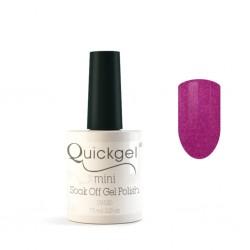 Quickgel No 284 - Purple Orchid Mini - Βερνίκι 7,5 ml