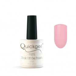 Quickgel No 301 - Cupcake Mini - Βερνίκι 7,5 ml