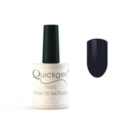 Quickgel No 320 - Be Dark Mini Βερνίκι νυχιών 7,5 ml
