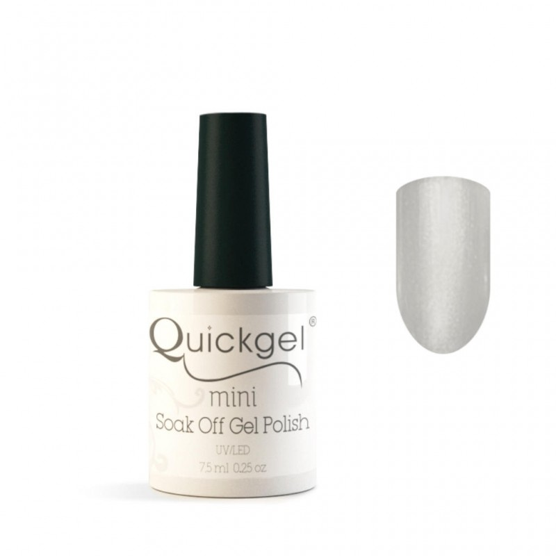 Quickgel No 371 - Silver Metal Mini