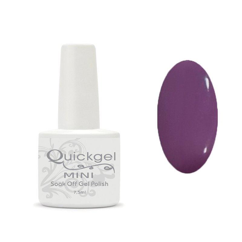 Quickgel No 506 - Ripe Fruit Mini Βερνίκι νυχιών 7,5 ml