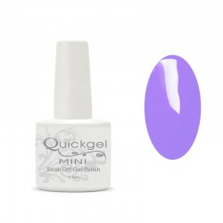 Quickgel No 516 - Lavender Mini - Βερνίκι 7,5 ml