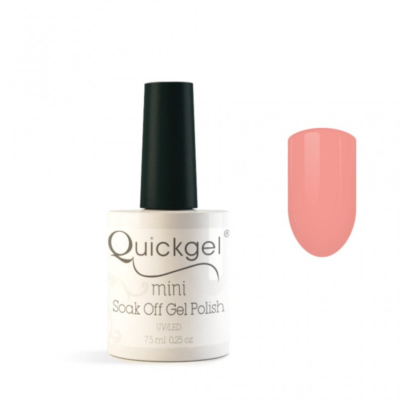 Quickgel No 534 - Mon Cherie Mini - Βερνίκι 7,5 ml