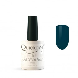 Quickgel No 549 - Petrol Mini - Βερνίκι 7,5 ml