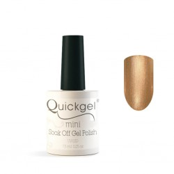 Quickgel No 569 - Bronze Metal Mini - Βερνίκι 7,5 ml
