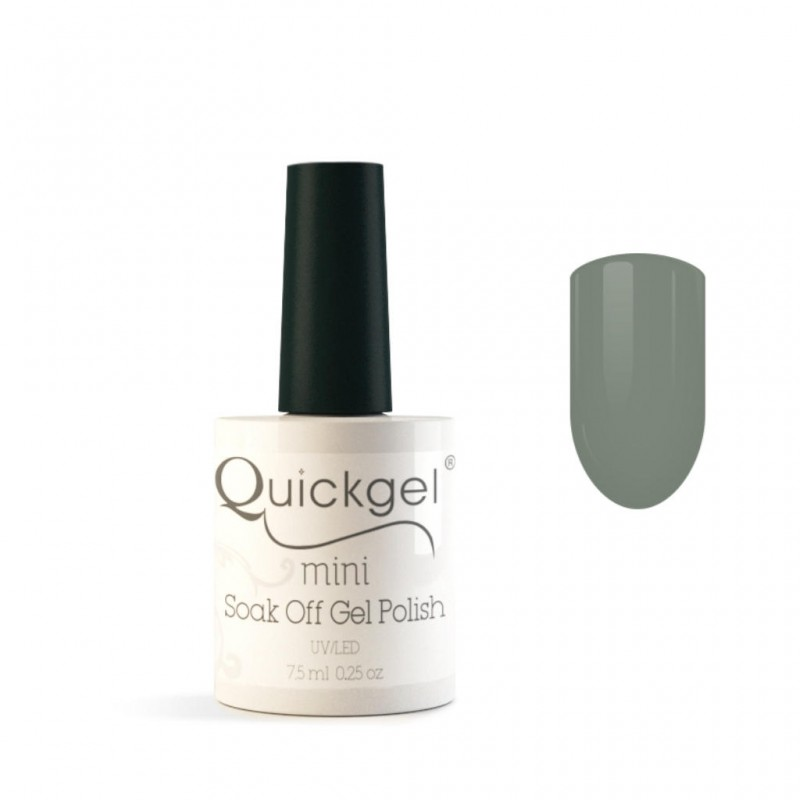 Quickgel No 571 - Smoke Mini - Βερνίκι 7,5 ml