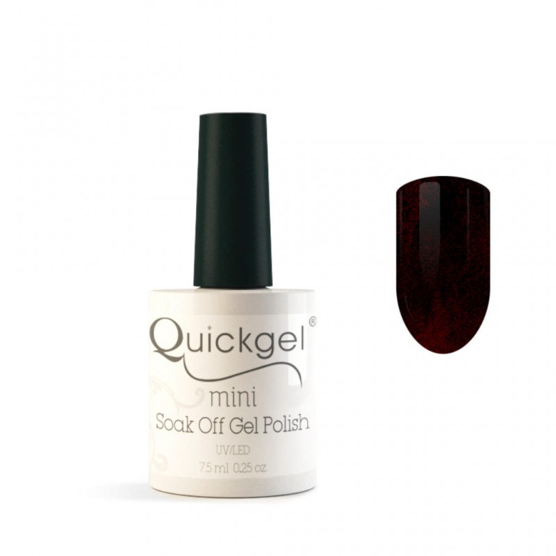 Quickgel No 614 - Berlin Mini - Βερνίκι 7,5 ml