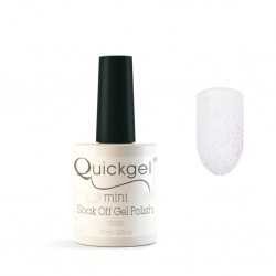 Quickgel No 640 - Snowflakes Mini - Βερνίκι 7,5 ml