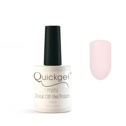 Quickgel No 714 - Pink Ribbon Mini  - Βερνίκι 7,5 ml