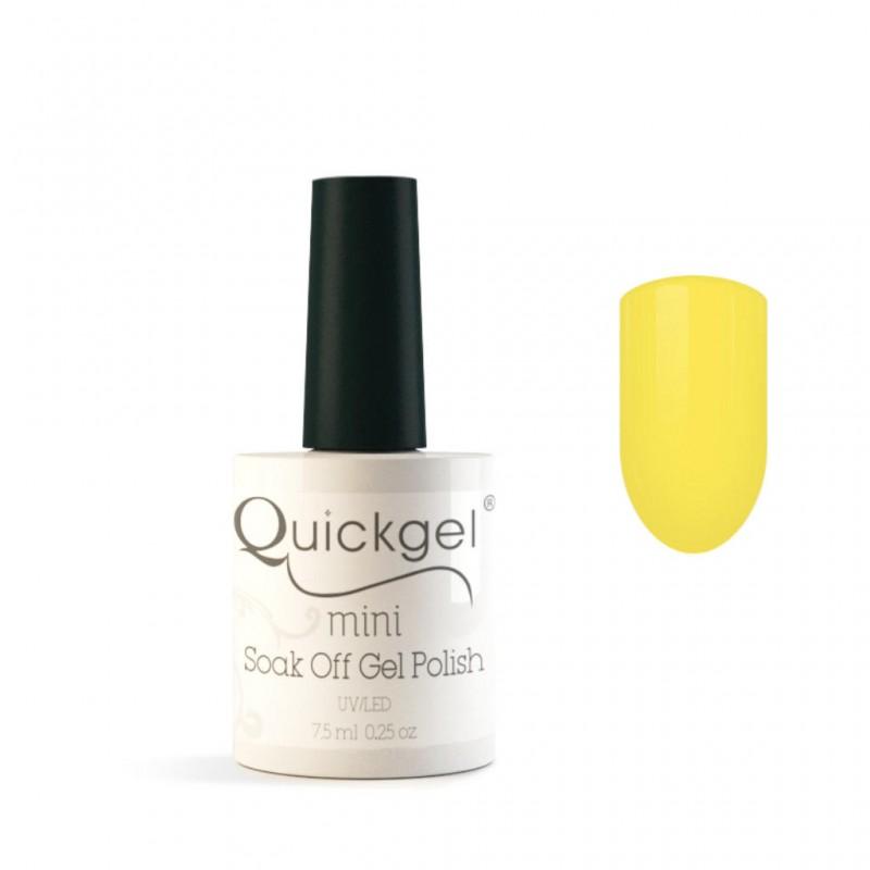 Quickgel No 740 - Soleil Mini Βερνίκι νυχιών 7,5 ml