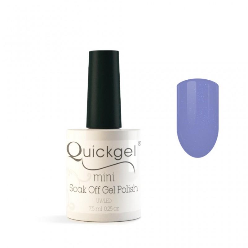 Quickgel No 754 - Denim Mini Βερνίκι νυχιών 7,5 ml