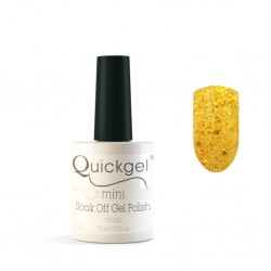 Quickgel No 766 - Xmas Star Mini Βερνίκι νυχιών 7,5 ml