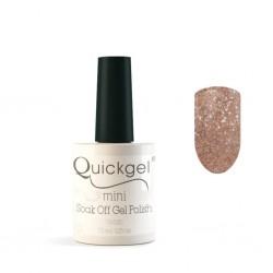 Quickgel No 768 - Crystal Cinnamon Mini Βερνίκι νυχιών 7,5 ml
