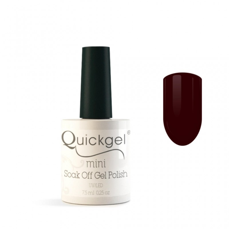 Quickgel No 776 - Mulberry Mini Βερνίκι νυχιών 7,5 ml