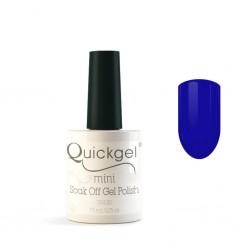 Quickgel No 785 - Indigo Mini Βερνίκι νυχιών 7,5 ml