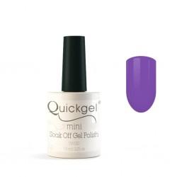 Quickgel No 787 - Ultra Violet Mini Βερνίκι νυχιών 7,5 ml