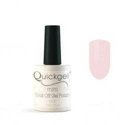 Quickgel Pink French Mini - Βερνίκι 7,5 ml