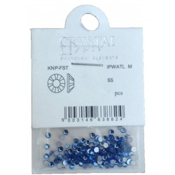 Nail Jewellery Swarovski Medium size Sky Blue