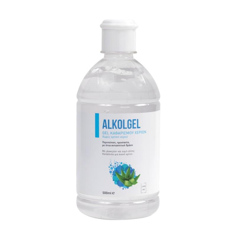 Alkolgel - Αντισηπτικό Gel  500ml