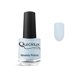 Quickgel No 518 - Blue Candy Βερνίκι 15 ml - Weekly polish