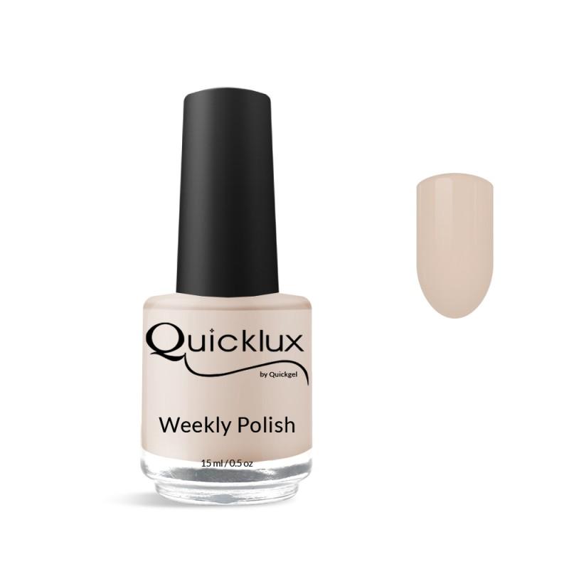 Quickgel No 835 - Butterum Βερνίκι 15 ml - Weekly polish