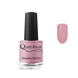 Quickgel No 133 - Cheek2Cheek Βερνίκι 15 ml - Weekly polish