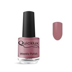 Quickgel No 823 - Dusty Rose Βερνίκι 15 ml - Weekly polish