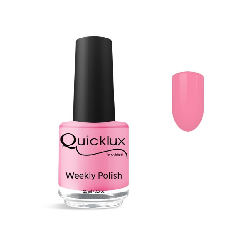 Quickgel No 791 - Flamingo Βερνίκι 15 ml - Weekly polish