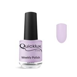 Quickgel No ICE FRENCH -  Βερνίκι 15 ml - Weekly polish