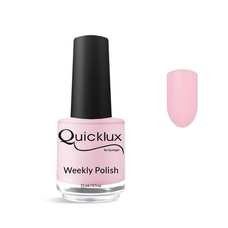 Quickgel No 798 - Little Rosey Βερνίκι 15 ml - Weekly polish