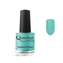 Quickgel No 242 - Magic Mint Βερνίκι 15 ml - Weekly polish